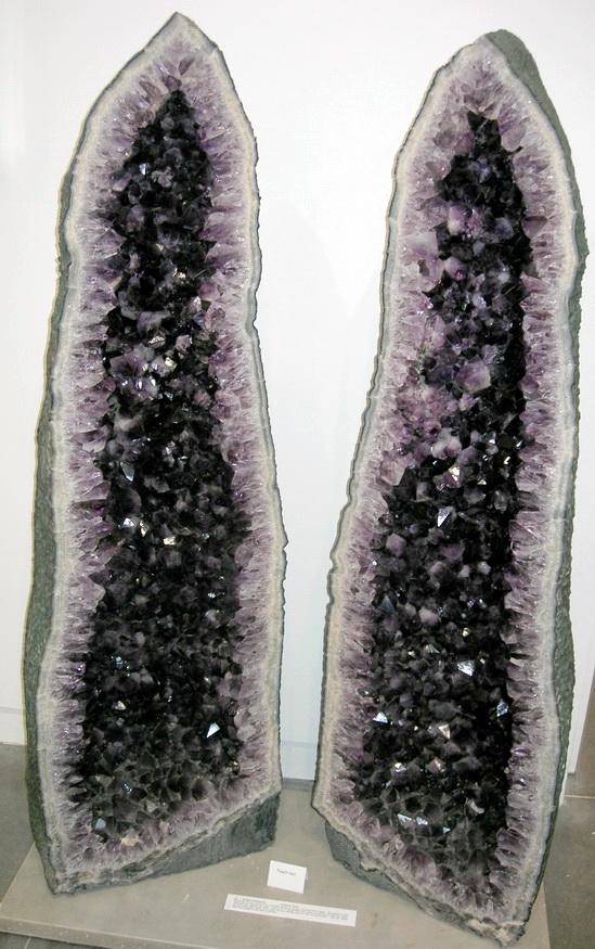 Twin-Amethysts